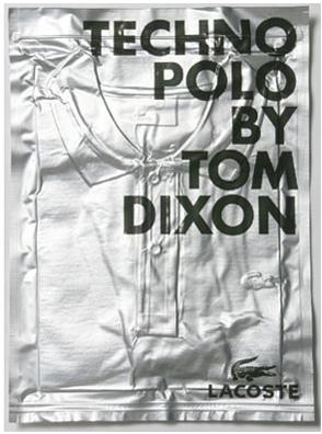 Tom Dixon for Lacoste