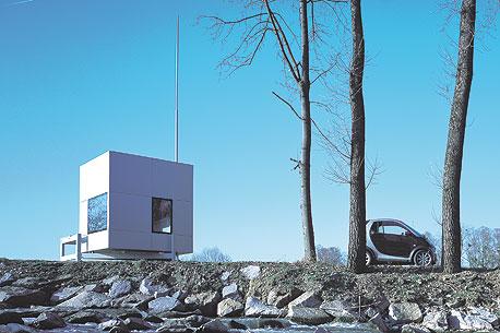 Micro-Compact House