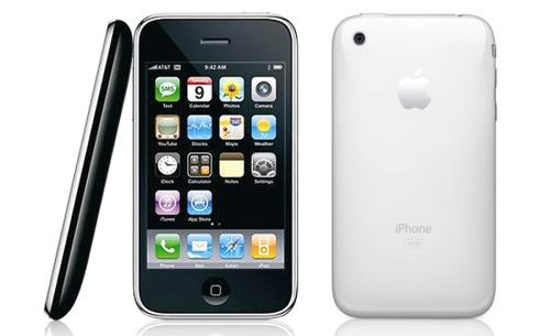Apple's new iPhone 3G