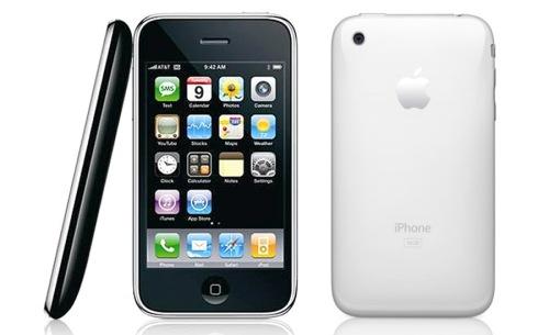 Apple's new iPhone 3G